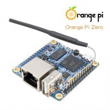 Orange Pi Zero H2 Quad Core 512 Mb