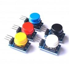 Модуль тактовая кнопка с шапочкой
