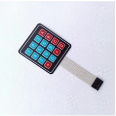 Матричная мембранная клавиатура
