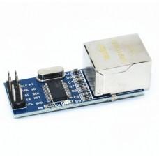 Ethernet модуль ENC28J60 mini