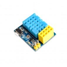 Модуль датчика температуры и влажности DHT11 для ESP-01