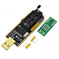 EEPROM 24ХХ и 25ХХ программатор CH341A