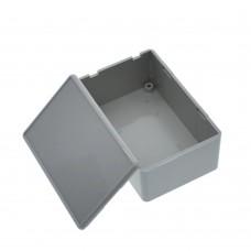 Пластиковый корпус 70х45х30 мм белый