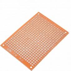 Односторонняя макетная плата PCB 50 x 70 мм