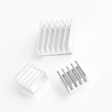 Радиаторы алюминиевые 3 шт.