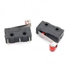 Концевой выключатель роликовый (KW12-3)