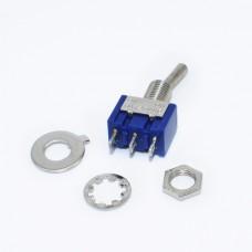 Тумблер  mts-102 (6A, 125V AC)