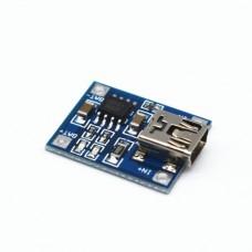 TP4056 Зарядное устройство miniUSB