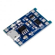 TP4056 Зарядное устройство и модуль защиты литиевой батареи