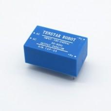 Модуль питания TSP-05 220V АС to 5V DC (700ma, 3.5 Вт)