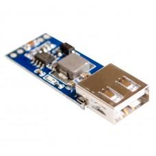 USB DC-DC stepdown конвертер (5В, 3А)