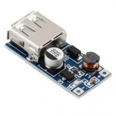 USB преобразователь DC-DC (повышающий модуль)