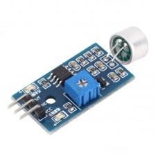 Модуль датчика звука на LM393(3 pin)